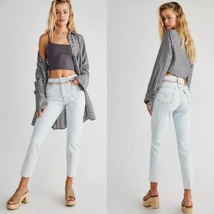 Levi's High Rise Wedgie Jeans